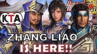 Dynasty Warriors 9 - Zhang Liao, Wang Yi and Deng Ai REVEALED & MORE!