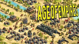 NEW AGE OF EMPIRES! HISTORICAL RTS - AGE OF EMPIRES DEFINITIVE EDITION