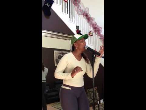 Sisaundra sings Feeling Good by Nina Simone