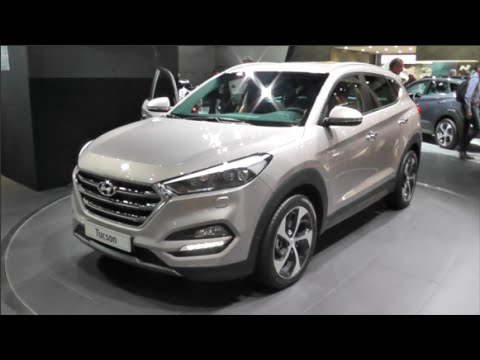 Beautiful Hyundai Tucson 2016 In Detail Review Walkaround Interior