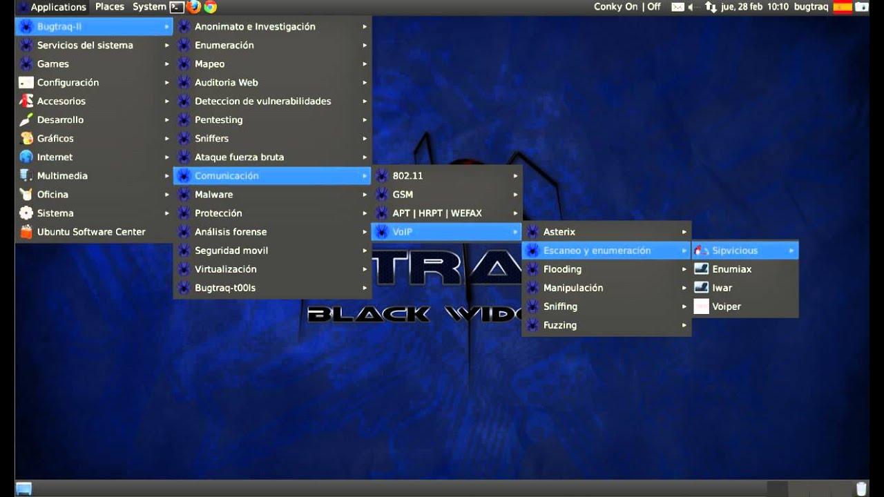 Hasil gambar untuk image bugtraq II blackwidow