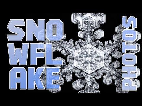 Snowflake Photos By Don Komarechka ► Nature's Fragile Fleeting Moments