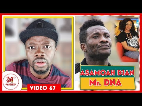ASAMOAH DJAN meets his METER over his WIFE and KIDS DNA Wahala || Magraheb Mp3