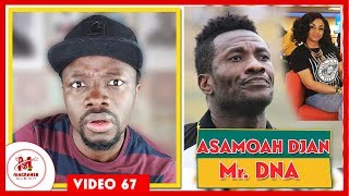 Asamoah Djan answers for his Kids DNA issue || MagrahebTV