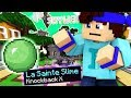 LE RETOUR DE LA SAINTE SLIME ! - Minecraft SKYWARS