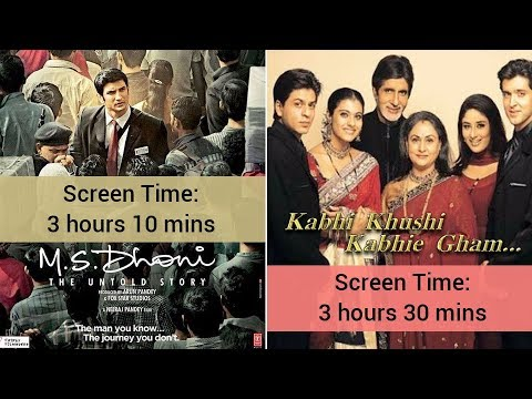 6 Of The Lengthiest Bollywood Movies That Are Totally Worth Your Time