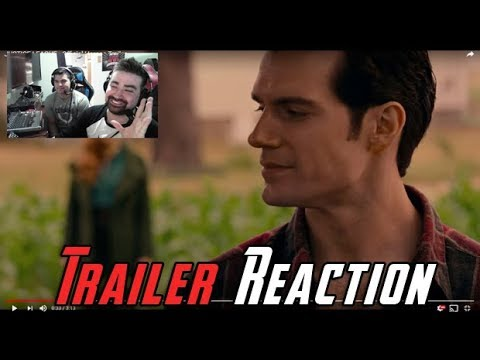 Justice League Final Trailer Reaction