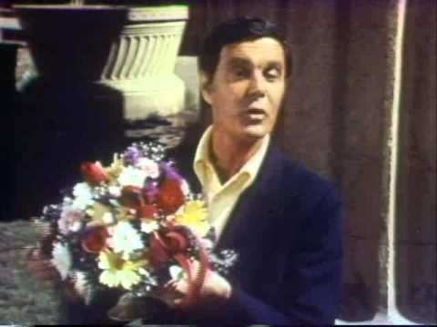 Louis Jourdan 1972 FTD Florist Commercial