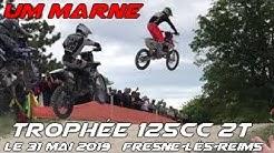 TROPHÉE 125cc 2T FRESNE-LÈS-REIMS 2019 [HD]