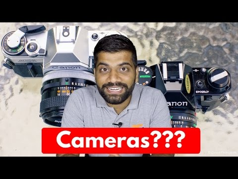Cameras | Analog or Digital? Digital Cameras Vs Smartphone Cameras?