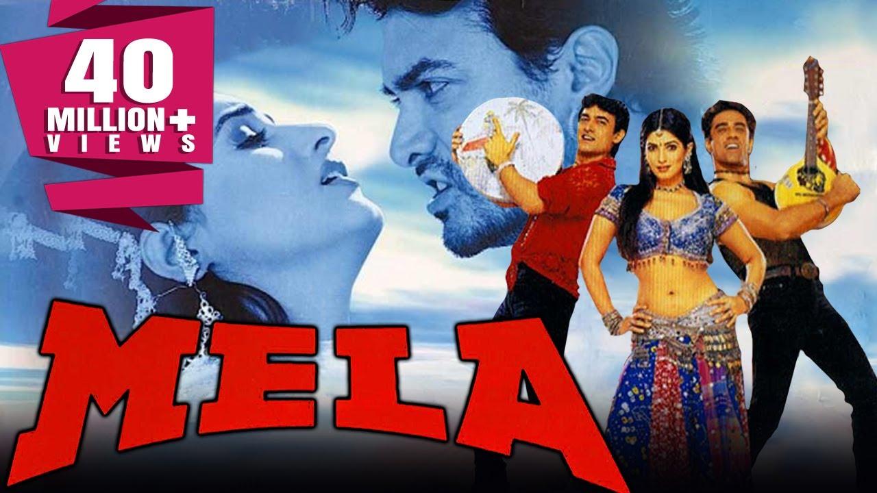 Download Mela (2000) Full Hindi Movie | Aamir Khan, Twinkle Khanna, Faisal Khan, Johnny Lever, Tinu Verma