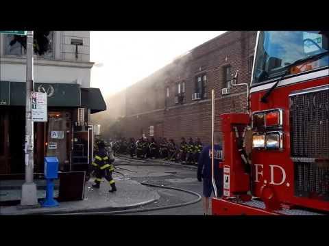 ALL HANDS FIRE CAFE VENEZIA RESTAURANT MIDWOOD, BROOKLYN