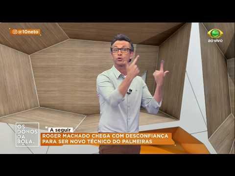 Neto Sobre Roger No Palmeiras: Vocês Contrataram Outro Mico