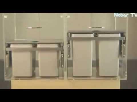 COX® base organisiert den Abfall in der Küche
