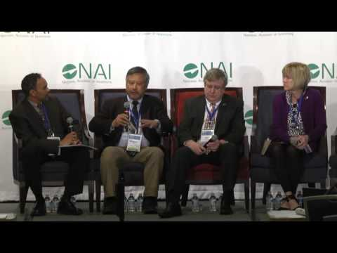 Panel 3: Impacting Society through Invention and Entrepreneurship