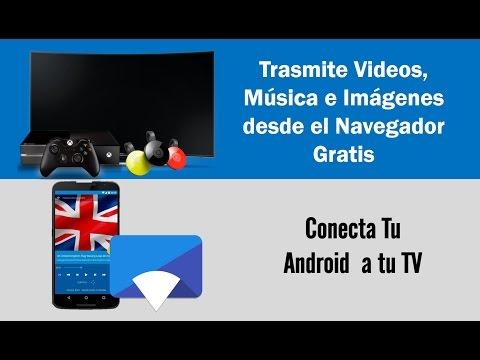 Transmite Via DLNA De Android A Una TV | La Mejor App 2018
