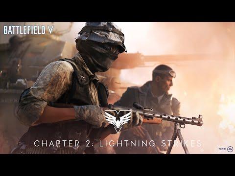 Battlefield V Update - Chapter 2: Lightning Strikes