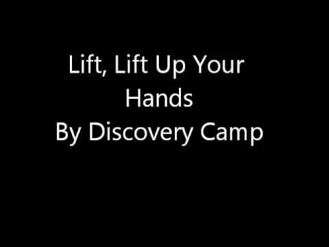 Lift lif up your hands