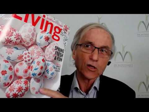 Dr. McDougall's Medicine: Digestive Tune-Up, Session #3, Webinar 03/23/17