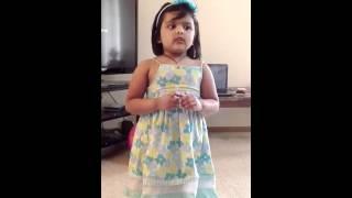 Mani mau Che bal by Ritika