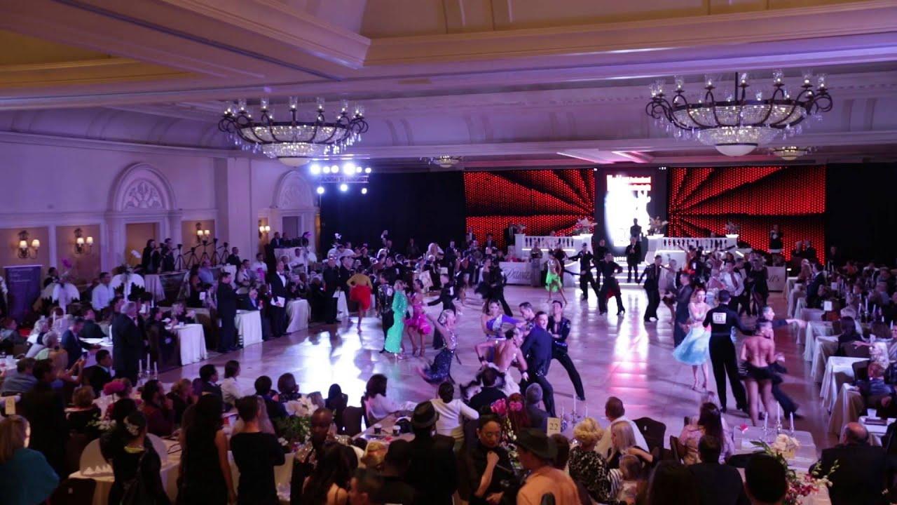 2015 World Professional Ten Dance - Latin Clip - All Cha Cha