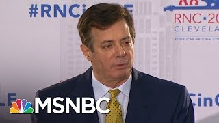 BREAKING: Robert Mueller Files New Charges Against Manafort, Gates   MSNBC