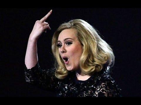 Adele - Swearing and Banter