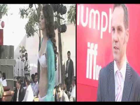 Triumph Lingerie Fashion Show [BollywoodReturns.Com]