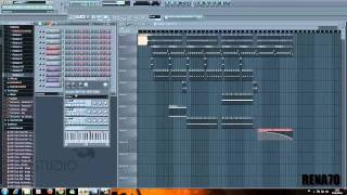 FL Studio Remake David Guetta feat Sia   She Wolf (falling to pieces) Sandro Silva Remix