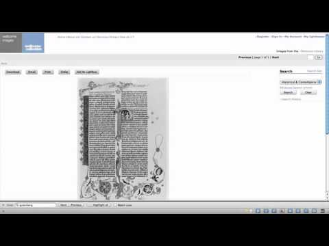 Mining The European Library: From Gutenberg to Print Culture