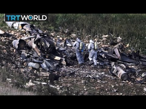 Israeli fighter jet shot down in Syria, Bangladeshi opposition leader jailed and reconstructing Iraq