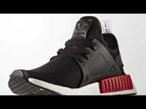 Blue NMD XR1 Shoes adidas US