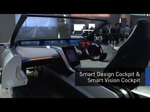 .全面螢幕語音交互 ,智慧座艙決定未來汽車的發展