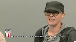 News   2 Fargo women say they had uncomfortable experiences on Uber rides