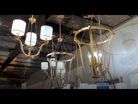 American Lighting Association – Kichler Lighting – Lighting Trends – Evolution Of Lighting Styles
