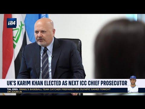 Will Karim Khan, Newly Elected ICC Chief Prosecutor, Choose To Probe Israel?
