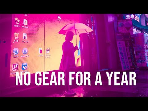 No Gear for a Year - Phone Photography thumbnail