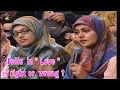 Falls in Love is right or wrong Dr Zakir Naik 2017 Peace TV Live Streaming