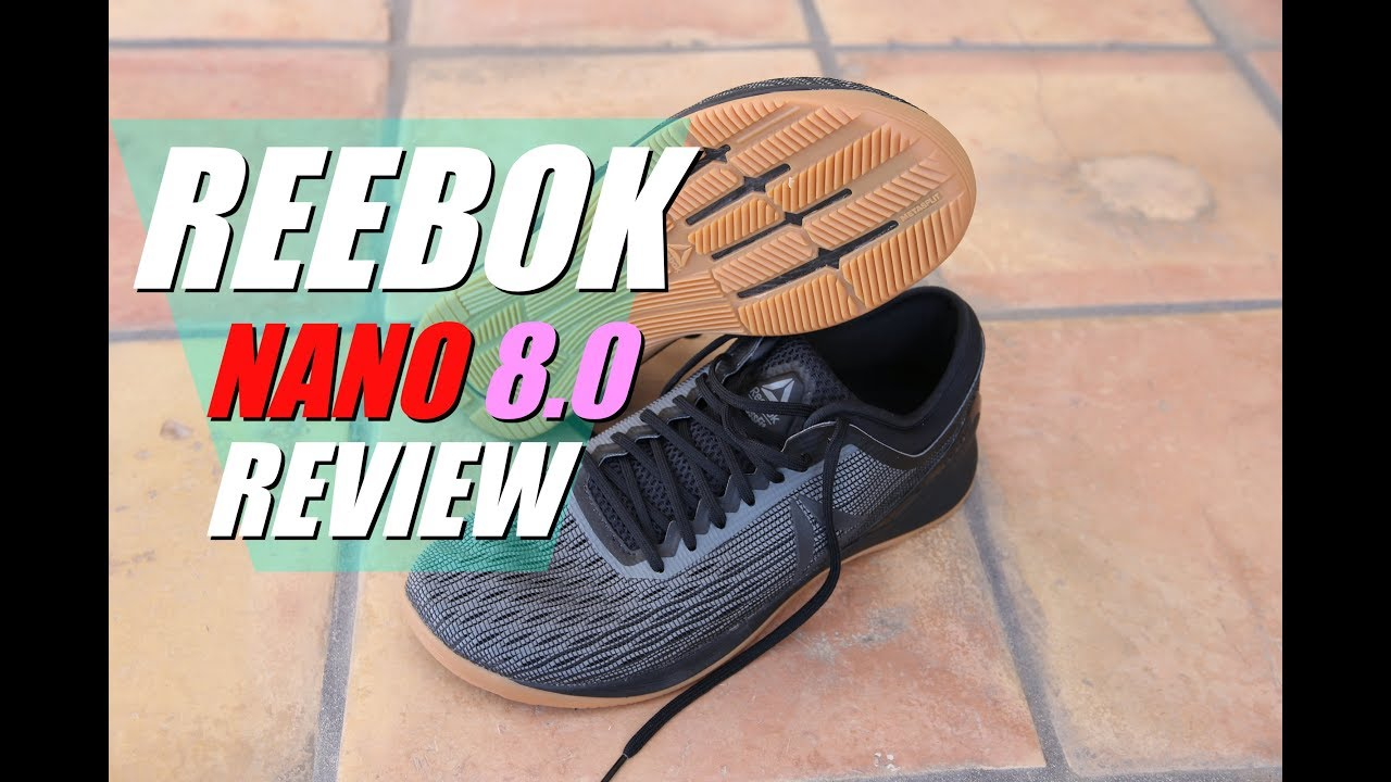NANO 8 The BEST CROSSFIT SHOE!