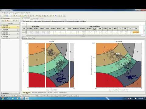 Webinar #5: CPT Applications, Examples using CPeT-IT Software by Dr. Robertson March 28, 2013
