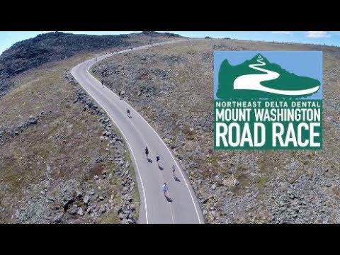 2019 Northeast Delta Dental Mt  Washington Road Race Highlight