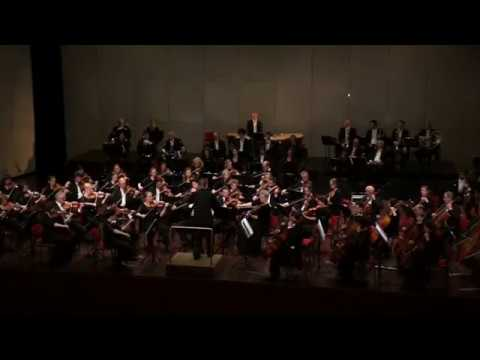 TANAH AIRKU performed by Rotterdam Philharmonic Orchestra in Jakarta, 13 Juni 2017