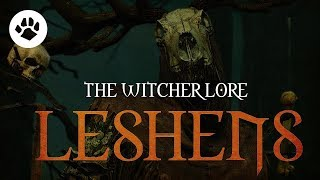 What are Leshens? The Witcher 3 Lore - Leshens