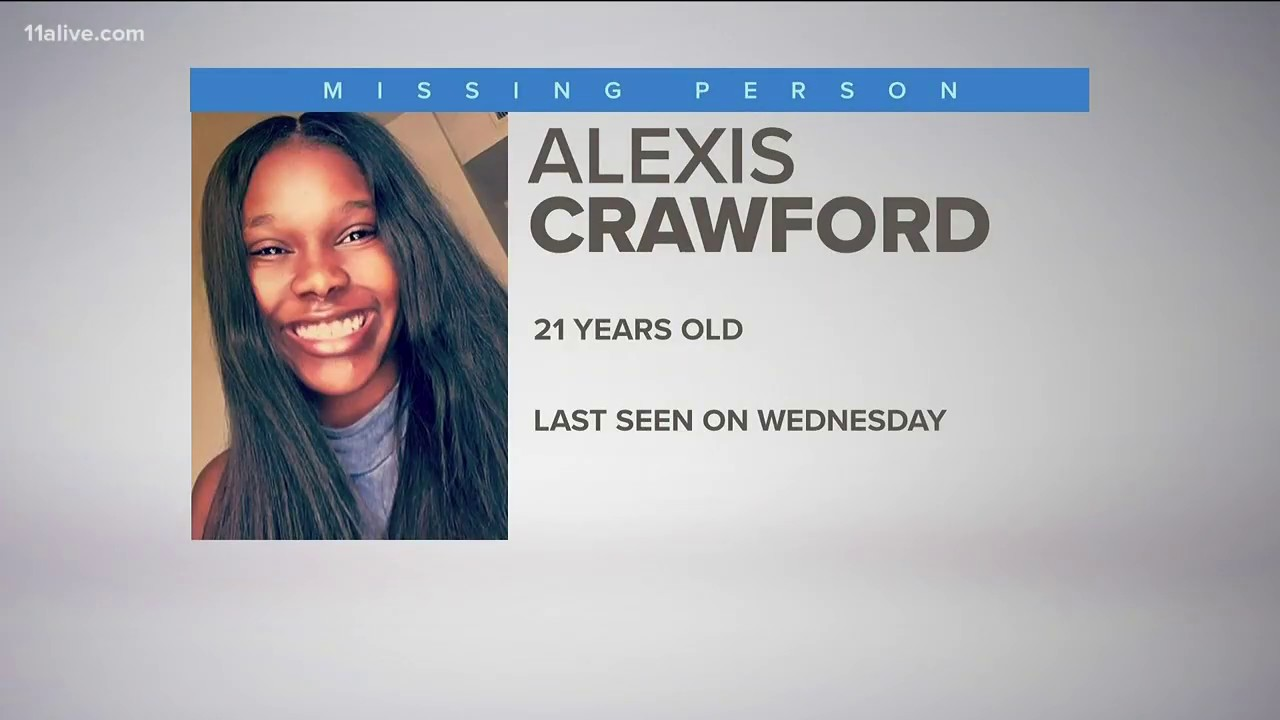 College Student Alexis Crawford Found Dead a Week After Going ...