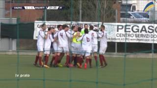 Calenzano-Maliseti Tobbianese 1-2 Promozione Girone A