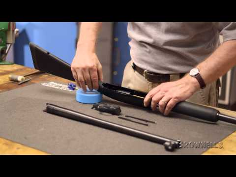 Mossberg 500/590 Firearm Maintenance: Part 1 Disassembly