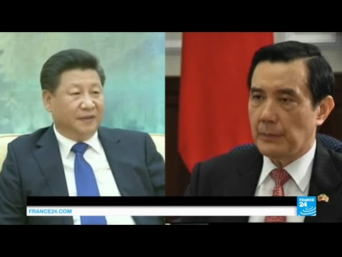 Long-time foes China and Taiwan to hold historic first meeting since 1949