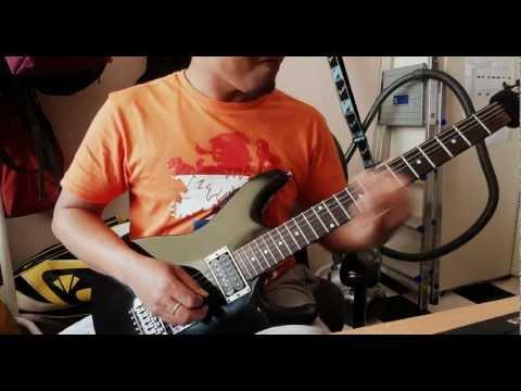 Bis Kota  cover Gitar solo by Godbless