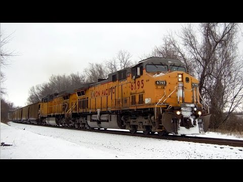 Thumbnail: TIme Capsule: UP Coal in the Snow