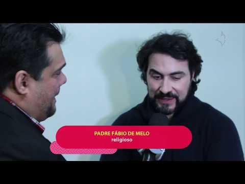 Programa Gente na Tv da Tv Jangadeiro - Sbt foi ao show do Pe Fabio de Melo nos EUA